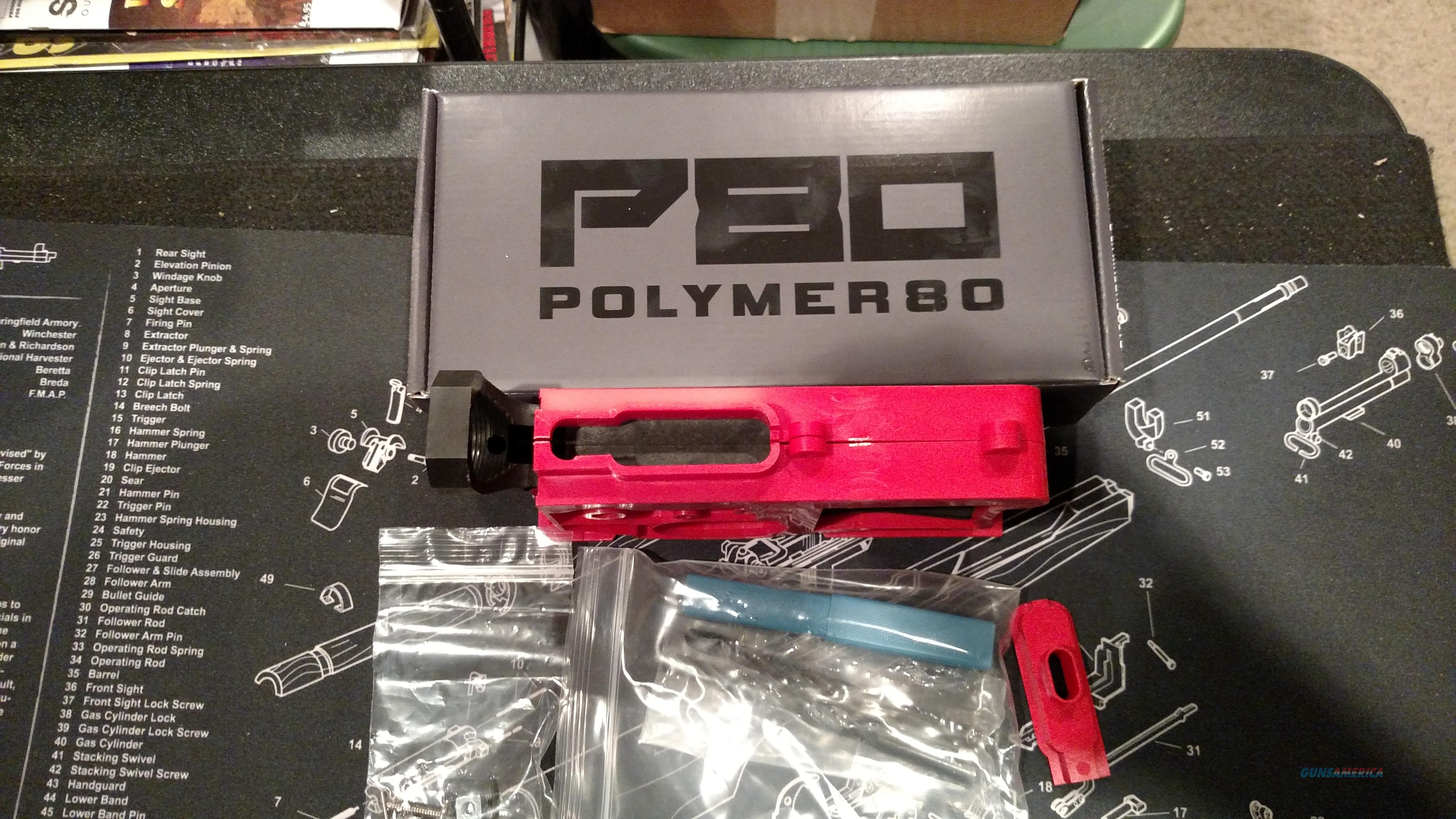 80% Lower Receiver and Jig Kit Includes Drill Bits  Non-Guns > Gun Parts > Misc > Rifles