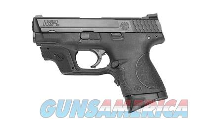 S&W M&P 9mm 3.5 inch Black 12 Rds CTC Green Laser SALE  Guns > Pistols > Smith & Wesson Pistols - Autos > Polymer Frame
