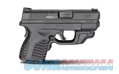 Springfield XD-S in 45ACP, 3.3 inch with Crimson Trace Laser   Guns > Pistols > Springfield Armory Pistols > XD-S