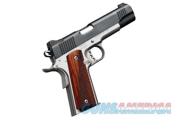 Kimber Custom II (Two Tone) 45ACP With Rosewood Grips  Guns > Pistols > Kimber of America Pistols > 1911