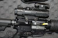 Windam Weaponry SRC AR with 3 Rail Sighting System & Laser  Guns > Rifles > Windham Weaponry Rifles