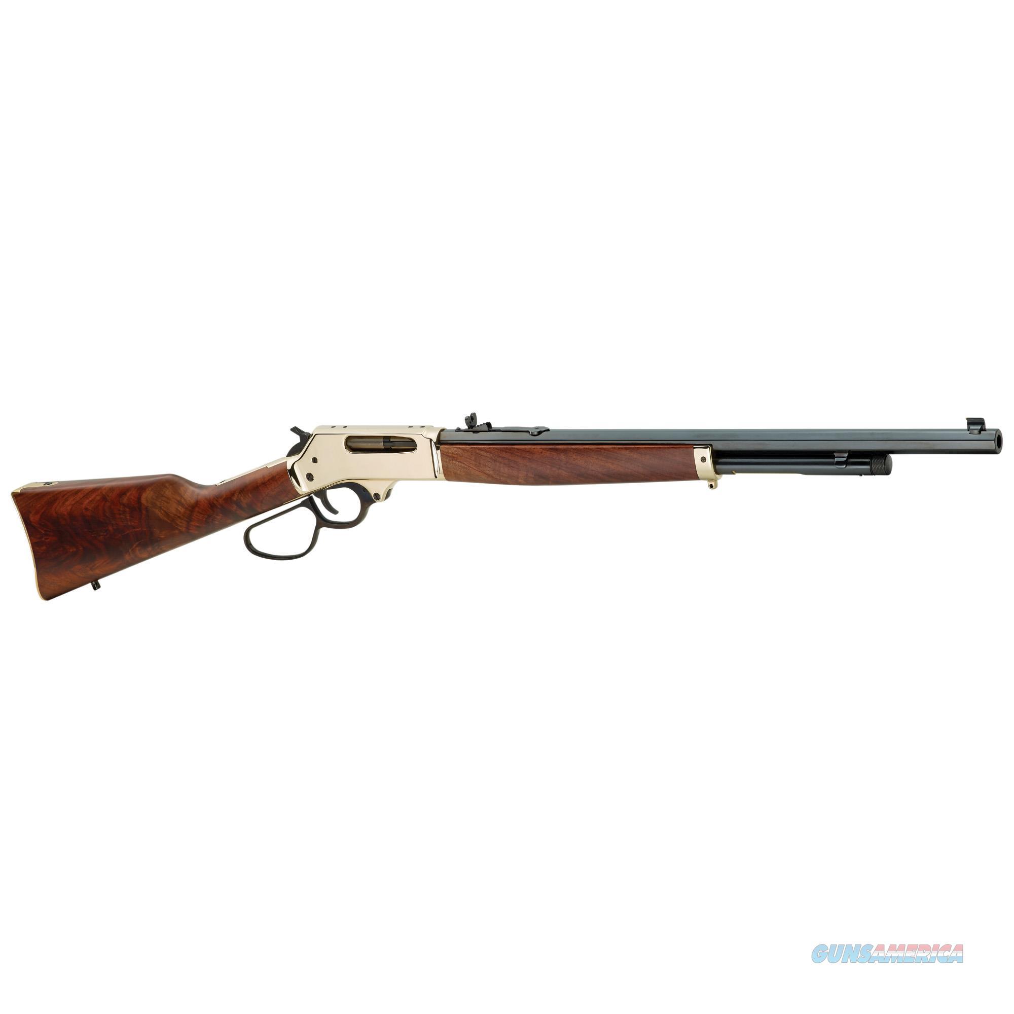 Henry Lever Action 45-70 Govt. Octagon Barrel  Guns > Rifles > Henry Rifle Company