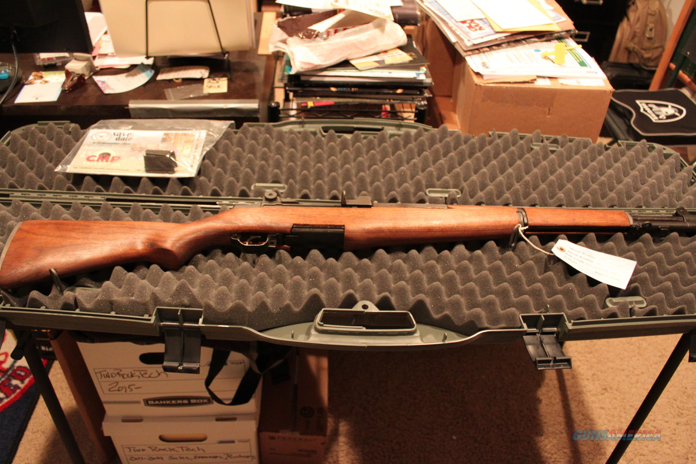 Springfield Armory M1 Garand In Excellent Condition (CMP)  Guns > Rifles > Springfield Armory Rifles > M1 Garand