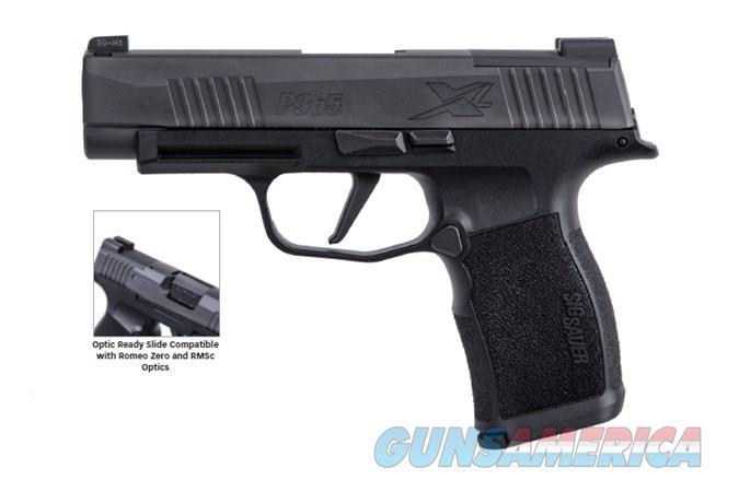 "Sig Sauer P365 XL 9MM NIT 3.7"" 12+1   Guns > Pistols > Sig - Sauer/Sigarms Pistols > P365"