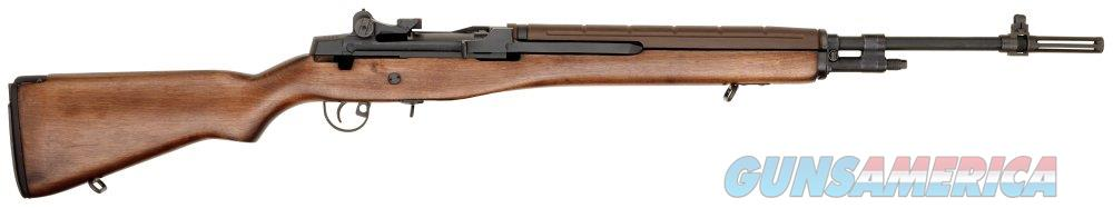Springfield M1A Loaded Walnut 10RD CA Approved  Guns > Rifles > Springfield Armory Rifles > M1A/M14