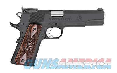 "Springfield Armory 9mm Range Officer 5"" 9RD Parkerized  Guns > Pistols > Springfield Armory Pistols > 1911 Type"