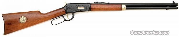 Winchester Model 94 Buffalo Bill Commemorative Lever Action Saddle Ring Carbine  Guns > Rifles > Winchester Rifle Commemoratives