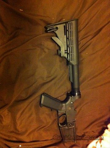 AR 15 lower  Guns > Rifles > AR-15 Rifles - Small Manufacturers > Lower Only
