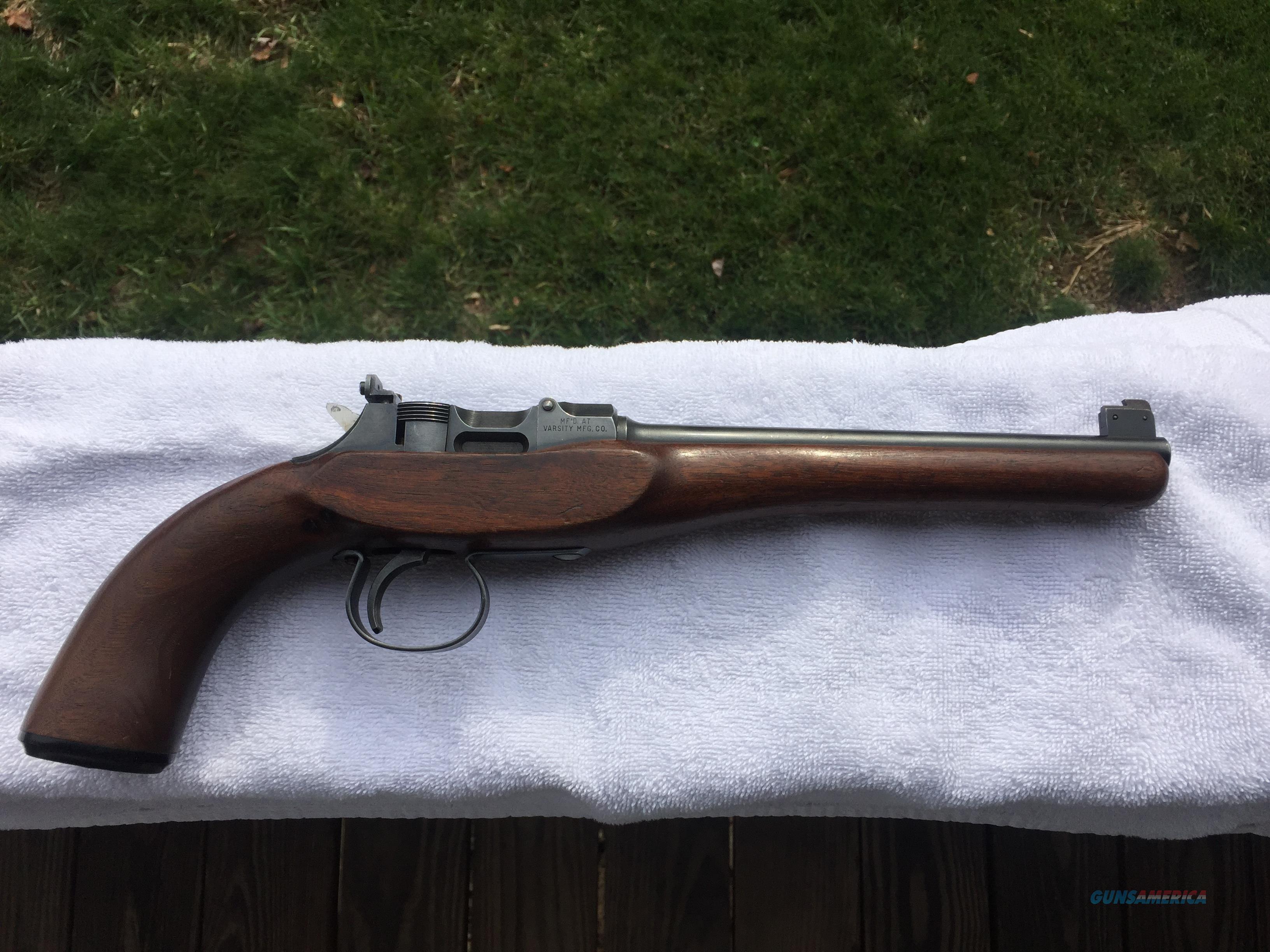 A.H. TOMPKINS  Guns > Pistols > A Misc Pistols