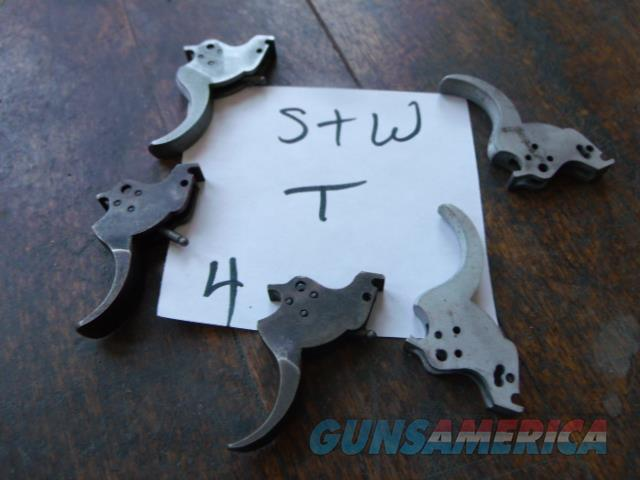 s+w revolver triggers 5  Non-Guns > Gun Parts > By Manufacturer > Smith & Wesson
