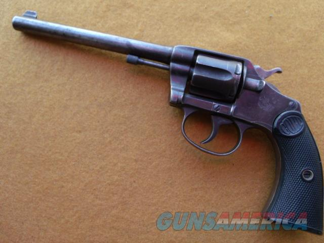 colt new police - new york city  Guns > Pistols > Colt Double Action Revolvers- Pre-1945