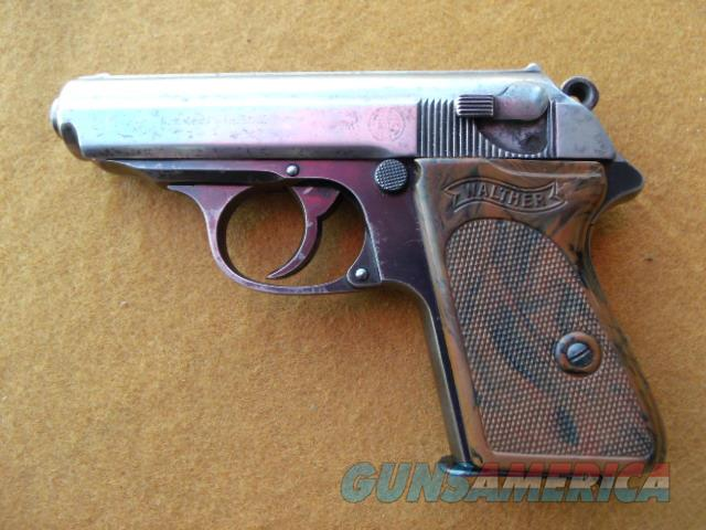 walther ppk ww2  Guns > Pistols > Walther Pistols > Pre-1945 > PPK