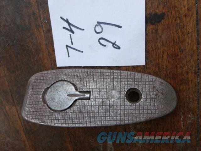 springfield 1903 buttplate  Non-Guns > Gun Parts > Military - American