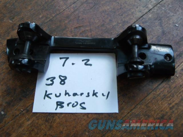 kuharsky bros scope mount  Non-Guns > Scopes/Mounts/Rings & Optics > Mounts > Other
