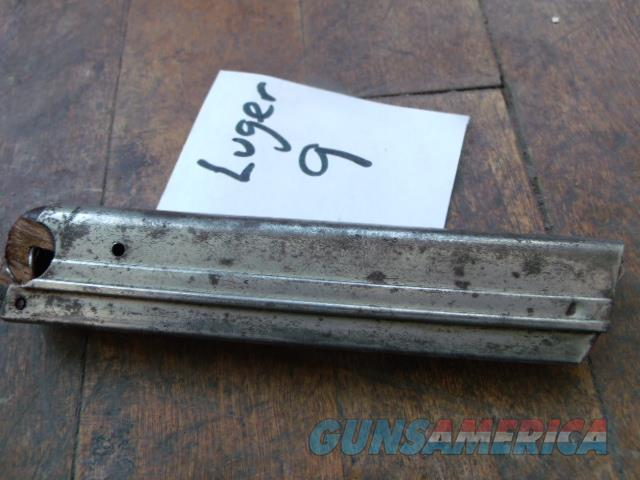 luger mag complete  Non-Guns > Gun Parts > Military - Foreign