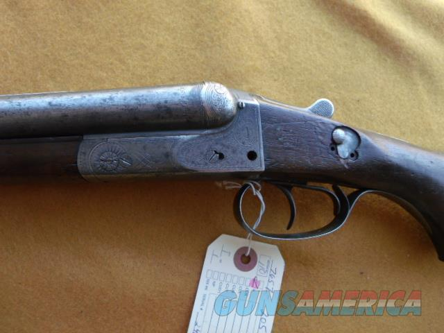 ed kettner 16 ga double  Guns > Shotguns > Double Shotguns (Misc.)  > German