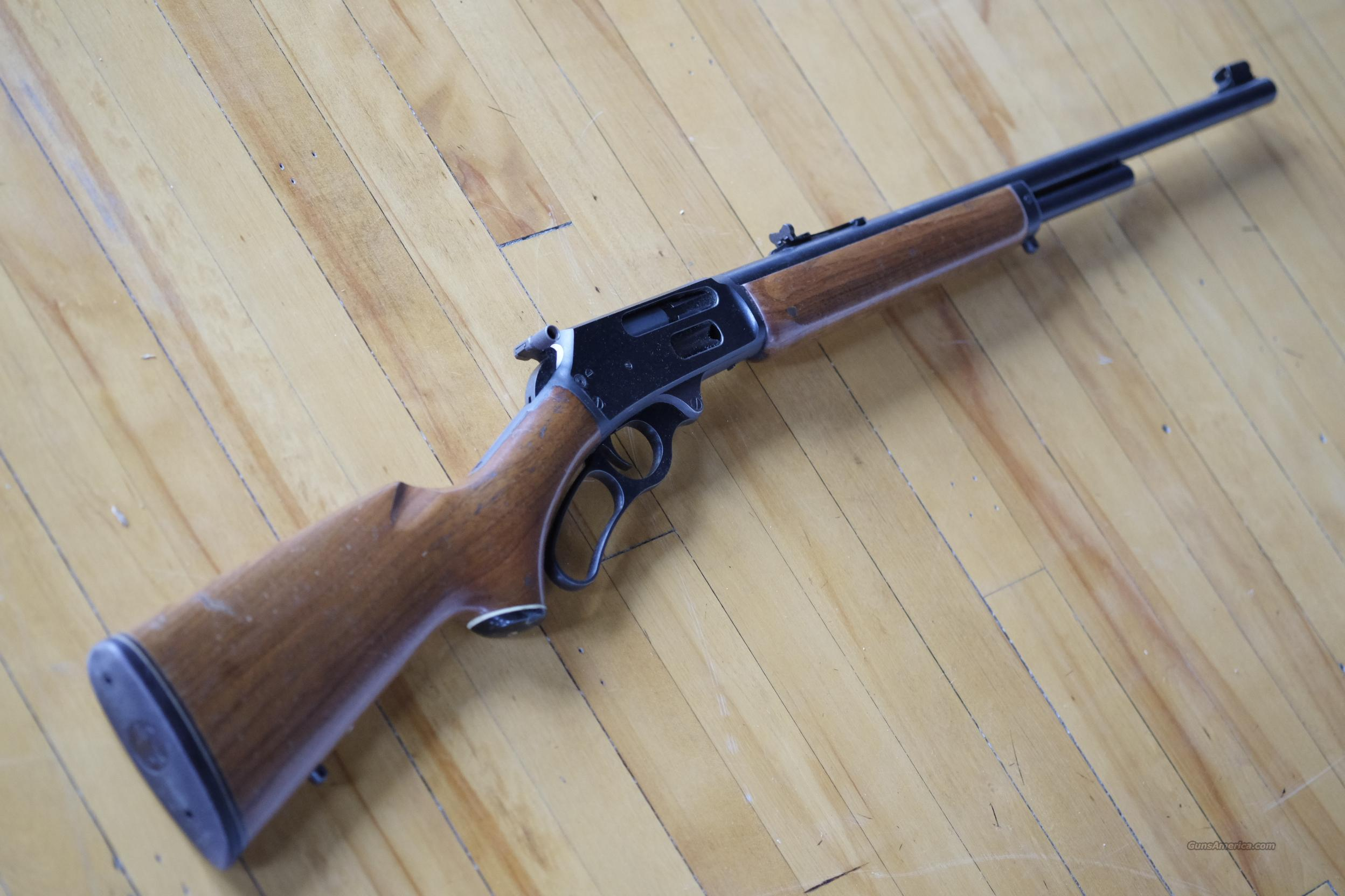 marlin 444SS  Guns > Rifles > Marlin Rifles > Modern > Lever Action