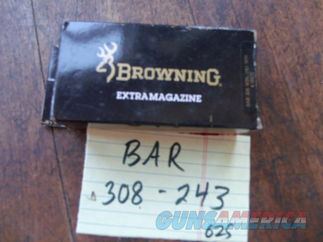 browning bar 308/243  Non-Guns > Magazines & Clips > Rifle Magazines > Other