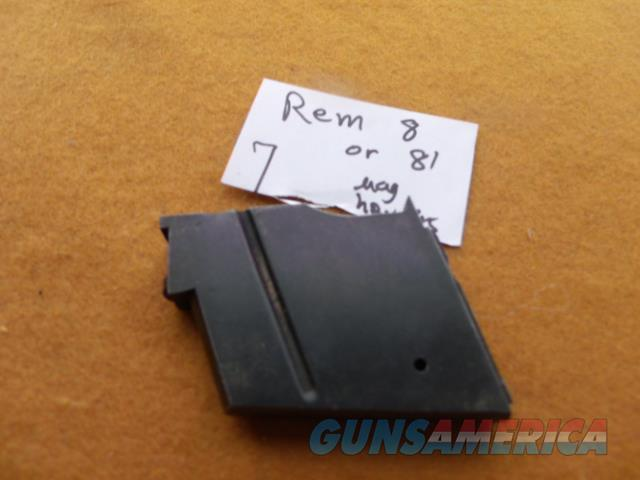 remington 8 or 81 mag housing  Non-Guns > Magazines & Clips > Rifle Magazines > Other