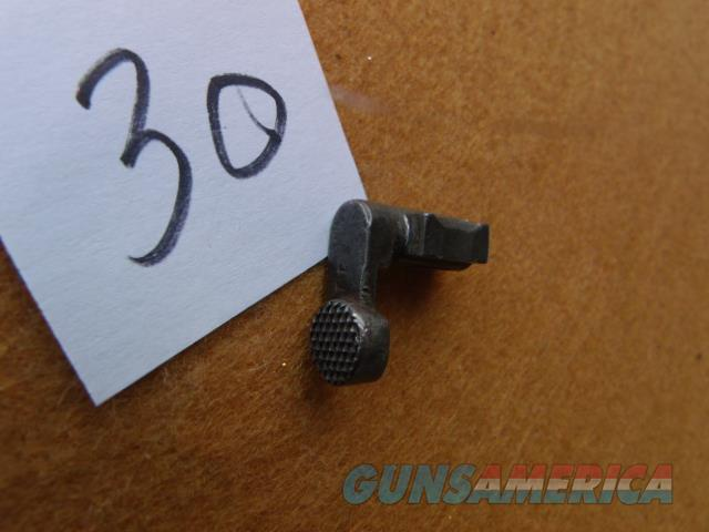 luger locking bolt  Non-Guns > Gun Parts > Antique & Collector Parts > WWI > Germany