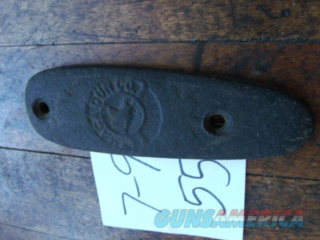 old ithaca double buttplate  Non-Guns > Gun Parts > Misc > Shotguns