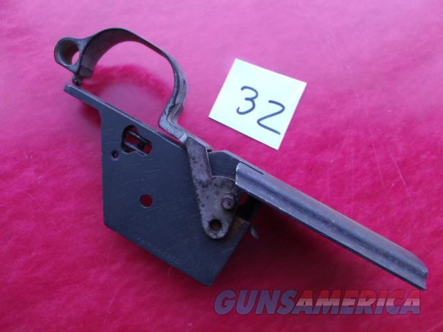 ww2 winchester trigger unit no parts inc  Non-Guns > Gun Parts > Antique & Collector Parts > WWII > America
