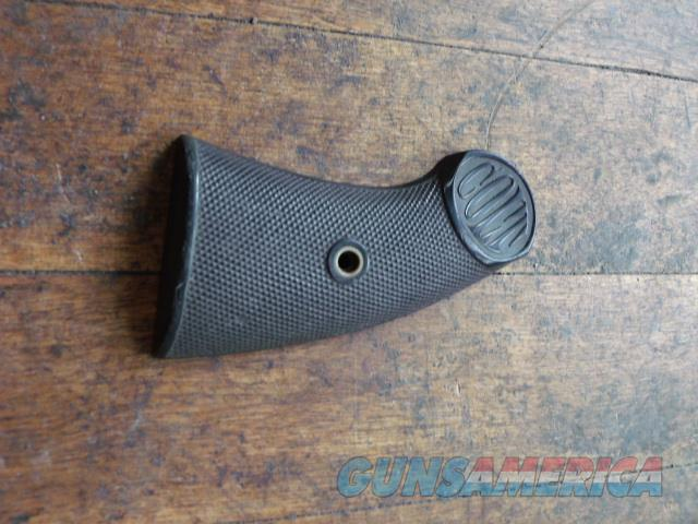 colt new service size grip rubber one side only  Non-Guns > Gun Parts > Antique & Collector Parts > WWI > America