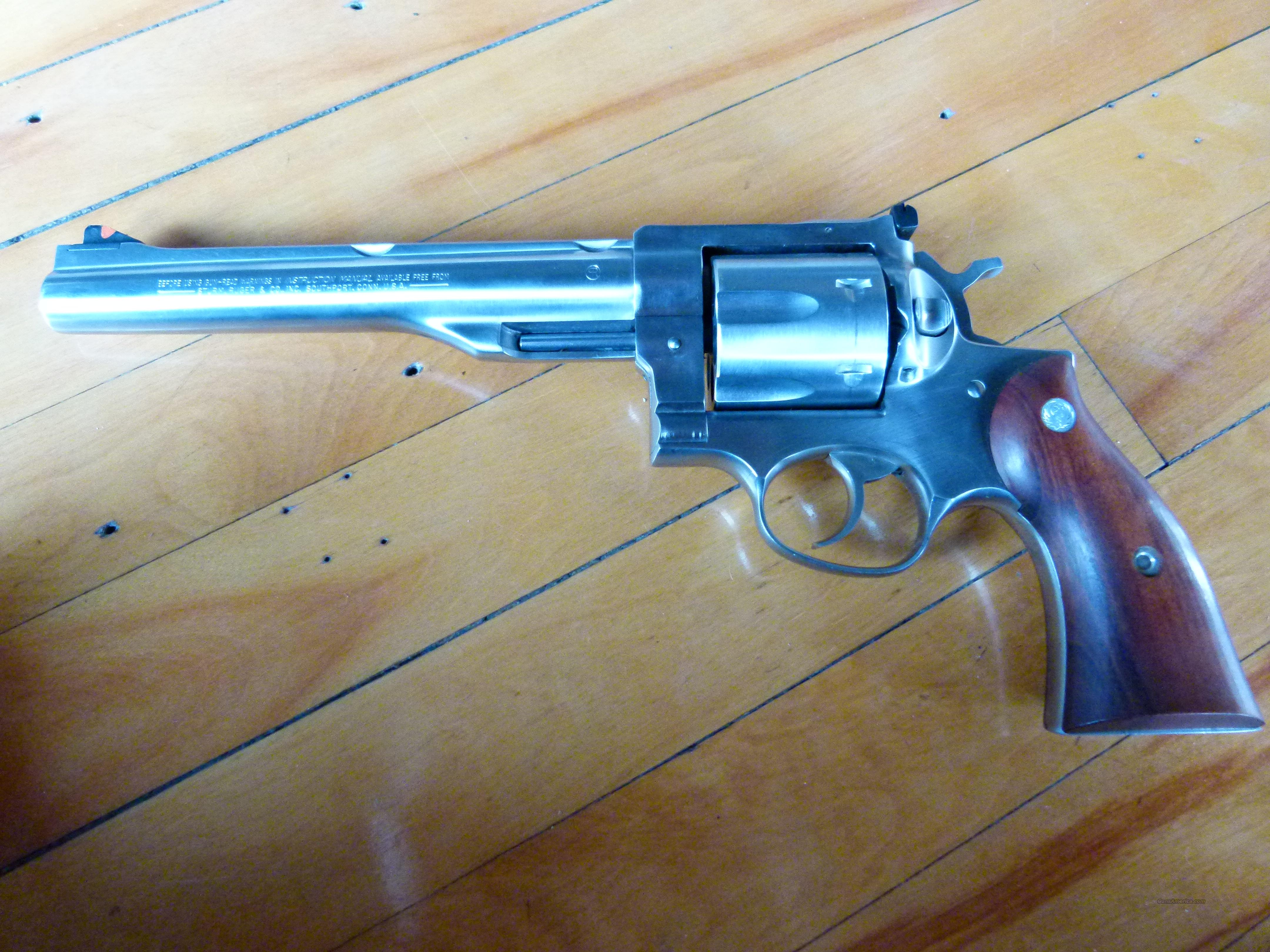 ruger redhawk SS 7 1/2  Guns > Pistols > Ruger Double Action Revolver > Redhawk Type