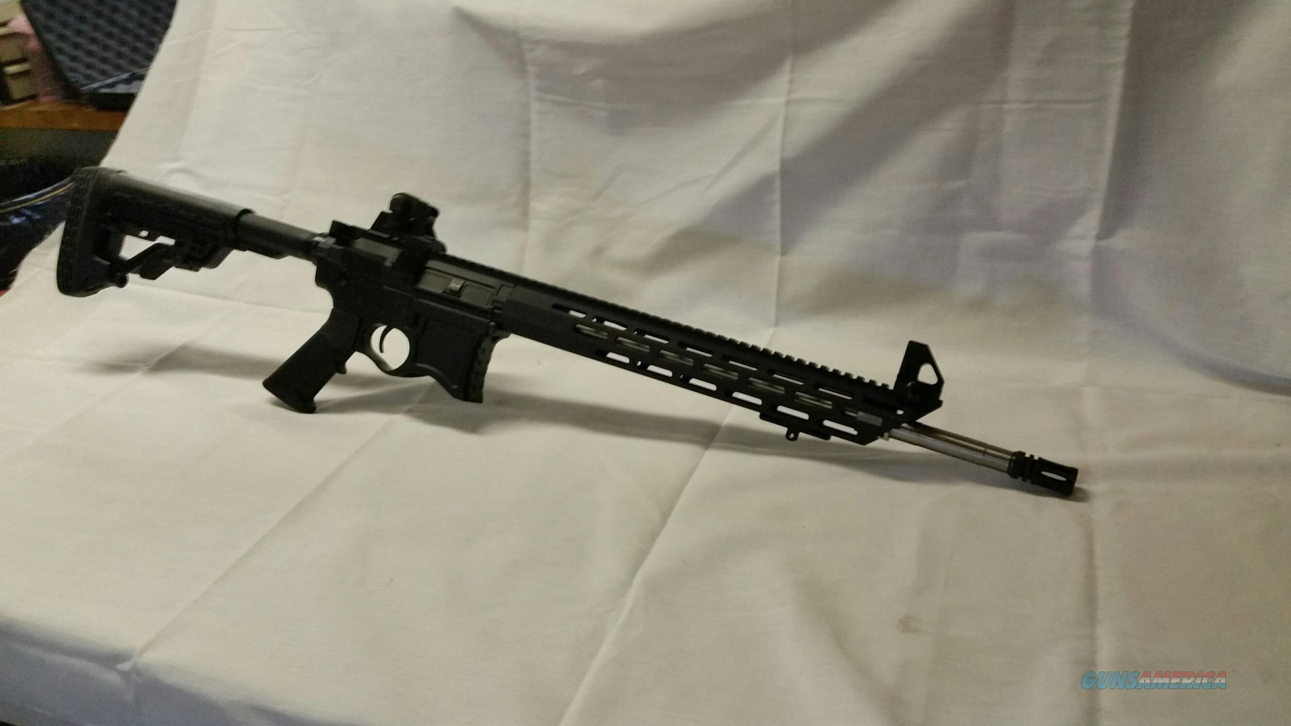 AR 15 5.56 Nato  Guns > Rifles > AR-15 Rifles - Small Manufacturers > Complete Rifle