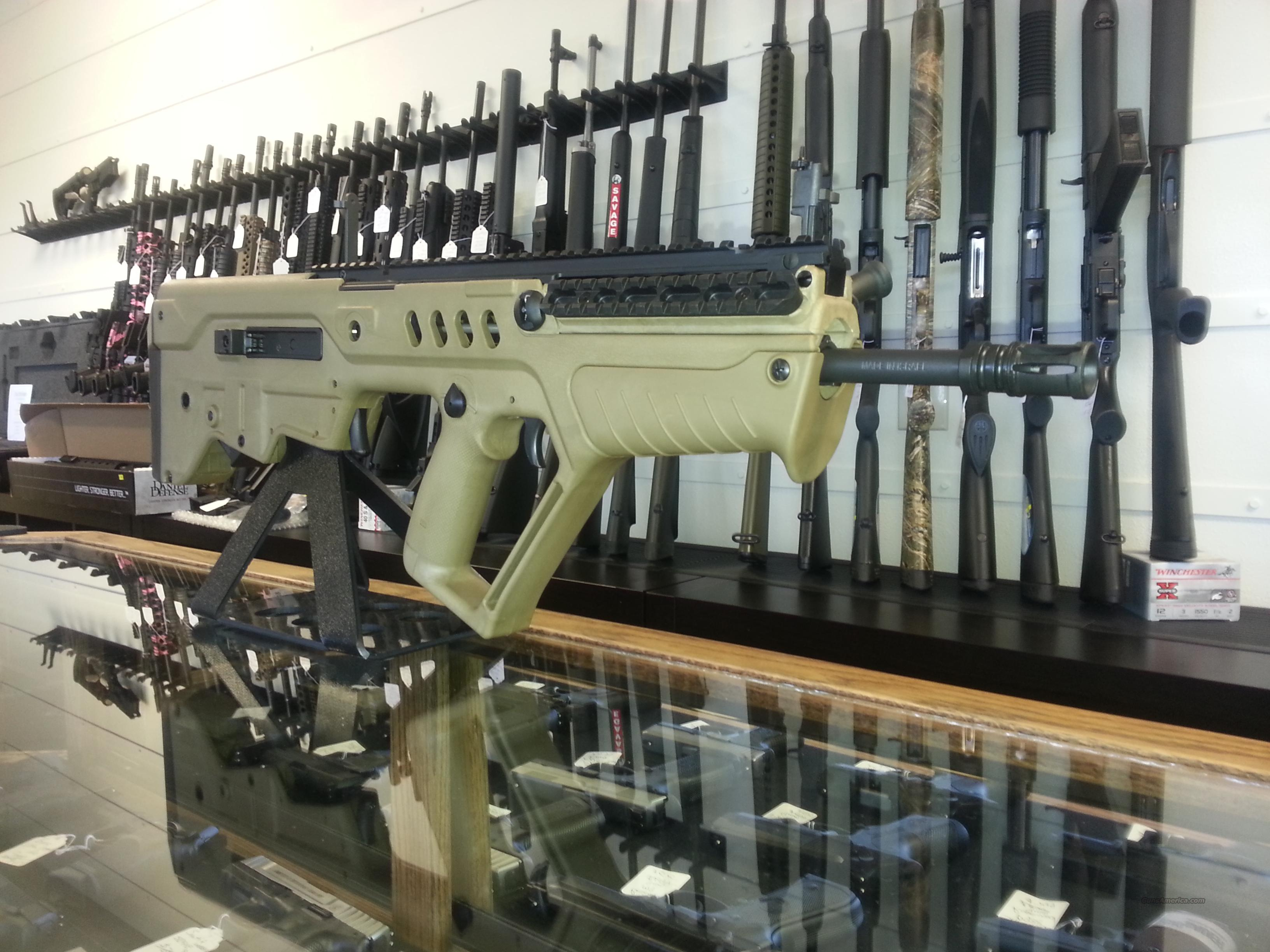 IWI Tavor in FDE Flat Dark Earth  Guns > Rifles > IJ Misc Rifles