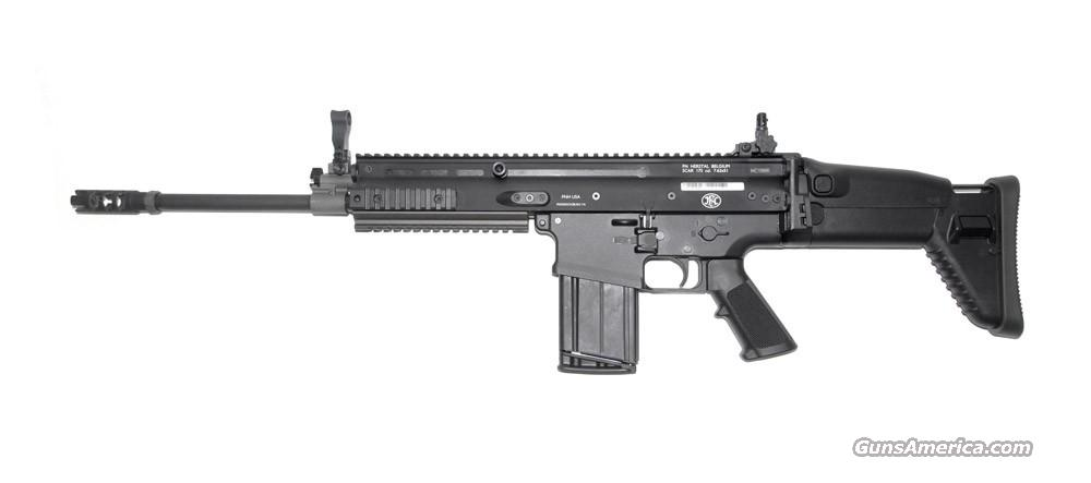 **NEW** FN Scar 17S 308 in Black  Guns > Rifles > FNH - Fabrique Nationale (FN) Rifles > Semi-auto > Other