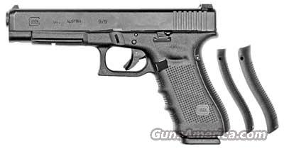 NEW Glock 35 Gen 4 Target/Competition 40 S&W  No Card or Shipping Charges!  Guns > Pistols > Glock Pistols > 35