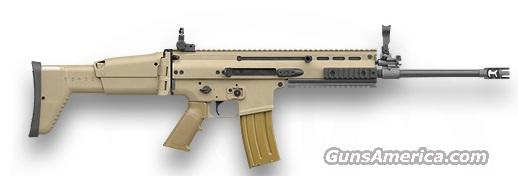 **NEW** FN Scar 16S 5.56 in Flat Dark Earth FDE  Guns > Rifles > FNH - Fabrique Nationale (FN) Rifles > Semi-auto > Other