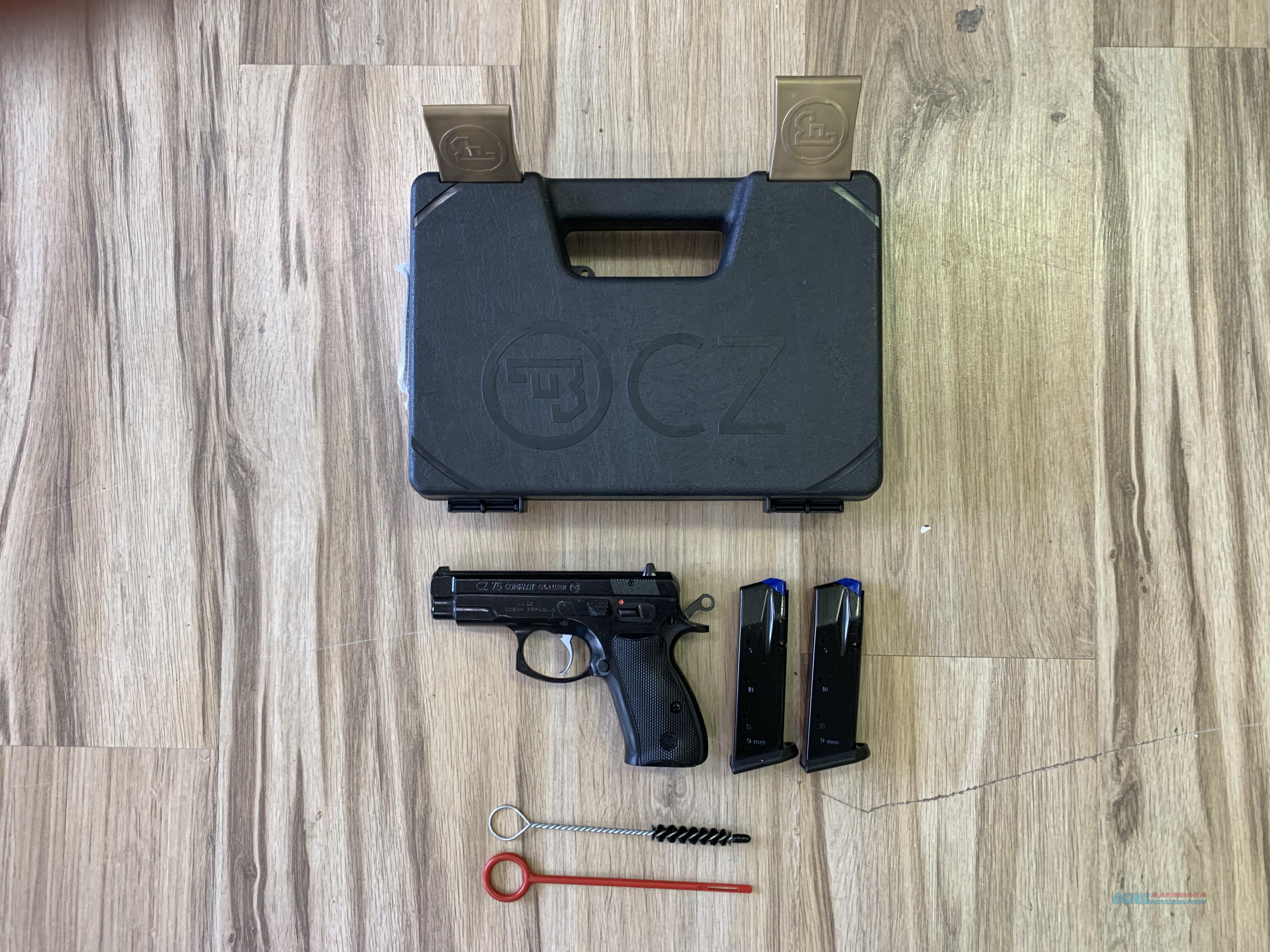 CZ 75 COMPACT  Guns > Pistols > CZ Pistols