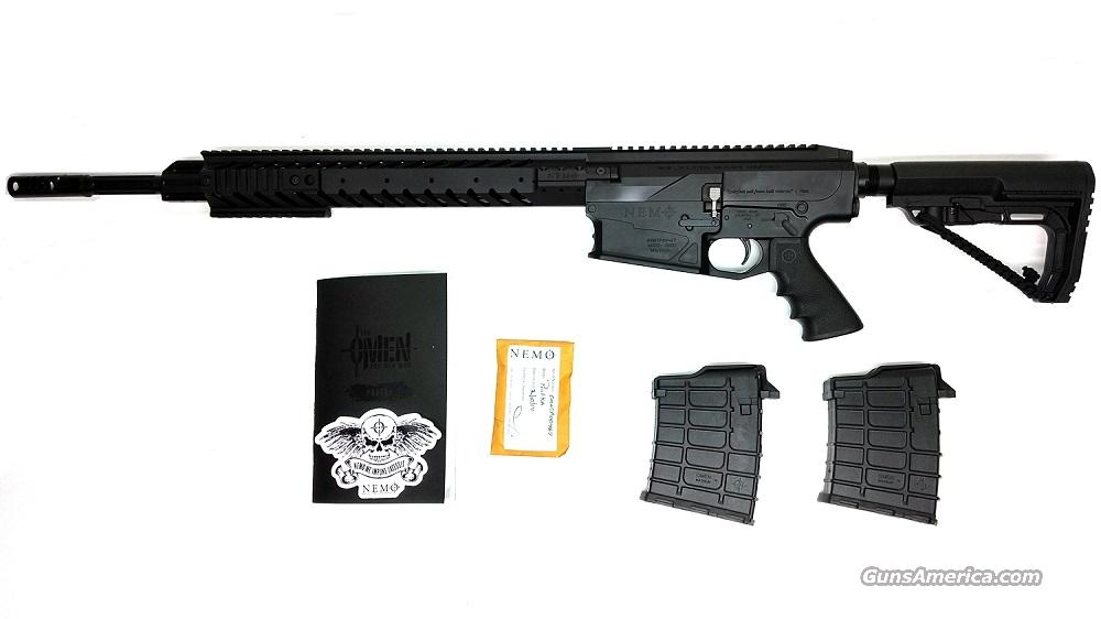 "NEMO Arms OMEN PRATKA .300 WIN MAG 20"" AR   Guns > Rifles > Tactical/Sniper Rifles"
