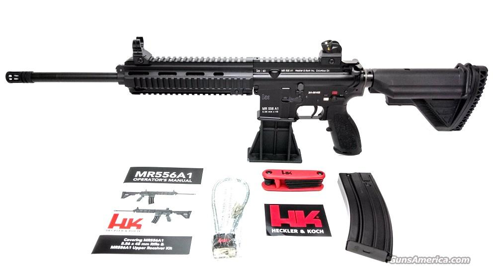 Heckler & Koch HK MR556A1 5.56 NATO Rifle 416 - NO CC FEE  Guns > Rifles > Tactical Rifles Misc.