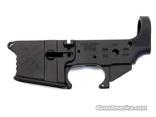 Seekins Precision SP15 Forged AR15 Lower Receiver  Guns > Rifles > AR-15 Rifles - Small Manufacturers > Lower Only
