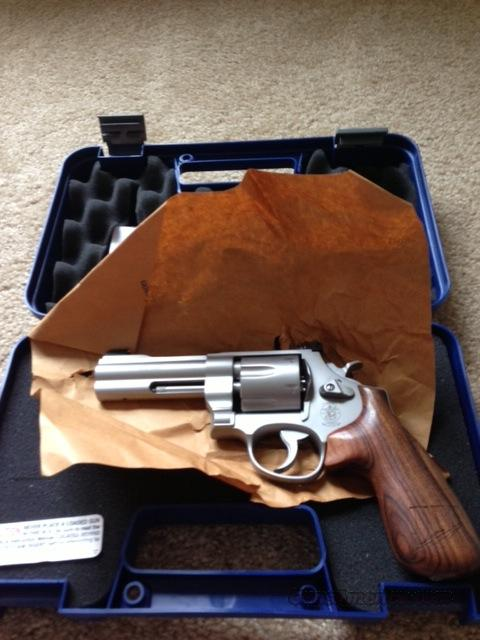 "S&W 625 JM Jerry Miculek Edition .45 ACP 4""  Guns > Pistols > Smith & Wesson Revolvers > Full Frame Revolver"
