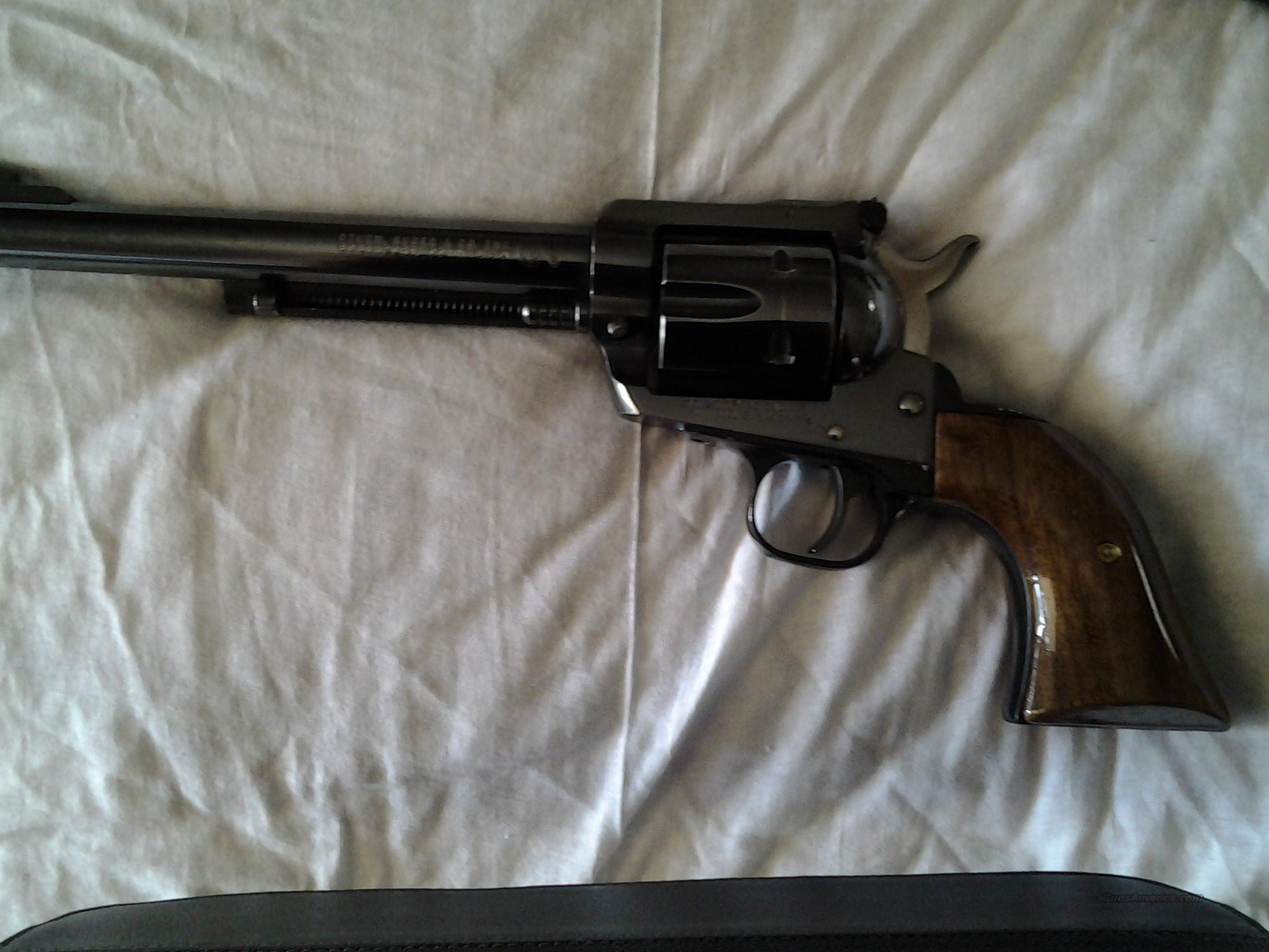 4 sale 45lc/45acp ruger 71/2in barrel blackhawk   Guns > Pistols > Ruger Single Action Revolvers > Blackhawk Type