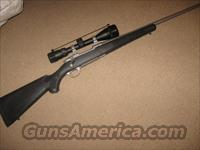 RUGER M77 HAWKEYE ALL WEATHER 308 WIN  Guns > Rifles > Ruger Rifles > Model 77