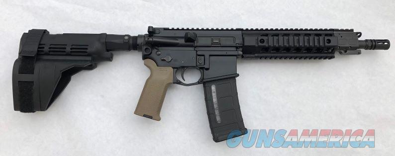 SIG 516 PSB- Pistol with Arm Brace 5.56MM  Guns > Pistols > Sig - Sauer/Sigarms Pistols > 556