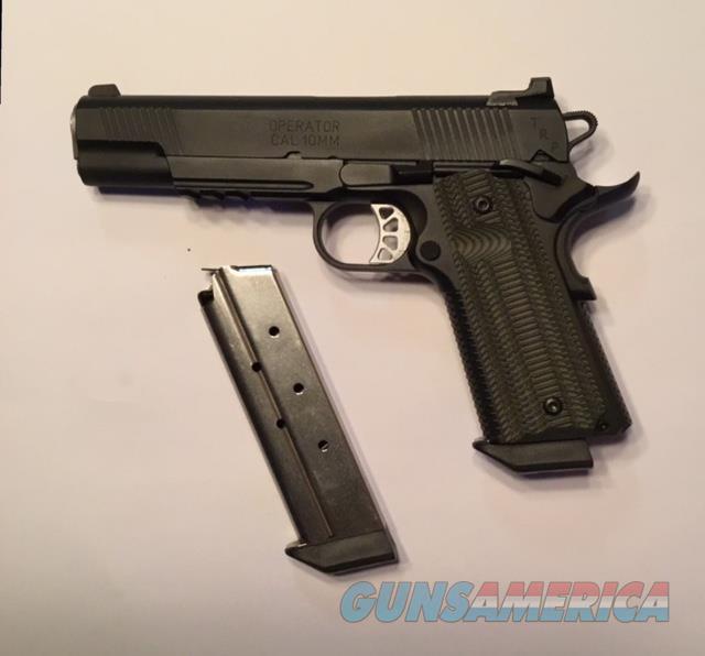 Springfield TRP Operator 10mm  Guns > Pistols > Springfield Armory Pistols > 1911 Type