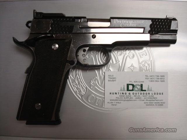 "S&W MOD 945 PERF CTR 45ACP 5"" CHEAP  Guns > Pistols > Smith & Wesson Pistols - Autos > Steel Frame"