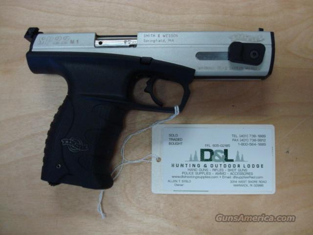 "WALTHER SP22 M1 .22 4"" BBL  Guns > Pistols > Walther Pistols > Post WWII > P22"