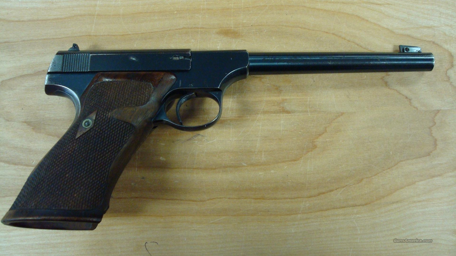 COLT EARLY PRE WOODSMAN .22 LR CHEAP  Guns > Pistols > Colt Automatic Pistols (22 Cal.)