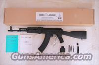 Izhmash Saiga AK-74 5.45 X 39 with FIVE 40 ROUND MAGAZINES  Guns > Rifles > Saiga Rifles