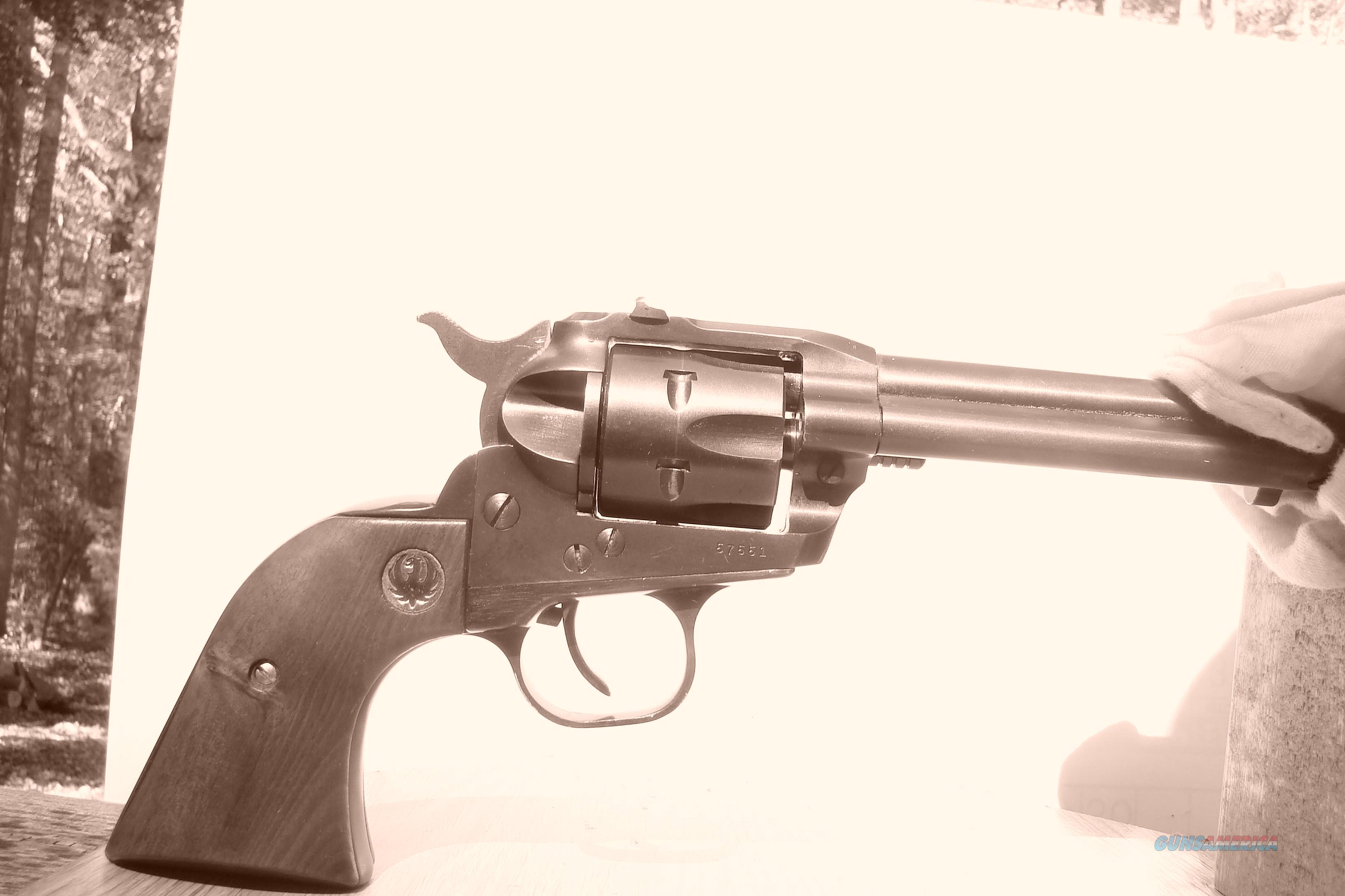 Ruger Single Six  Guns > Pistols > Ruger Single Action Revolvers > Single Six Type