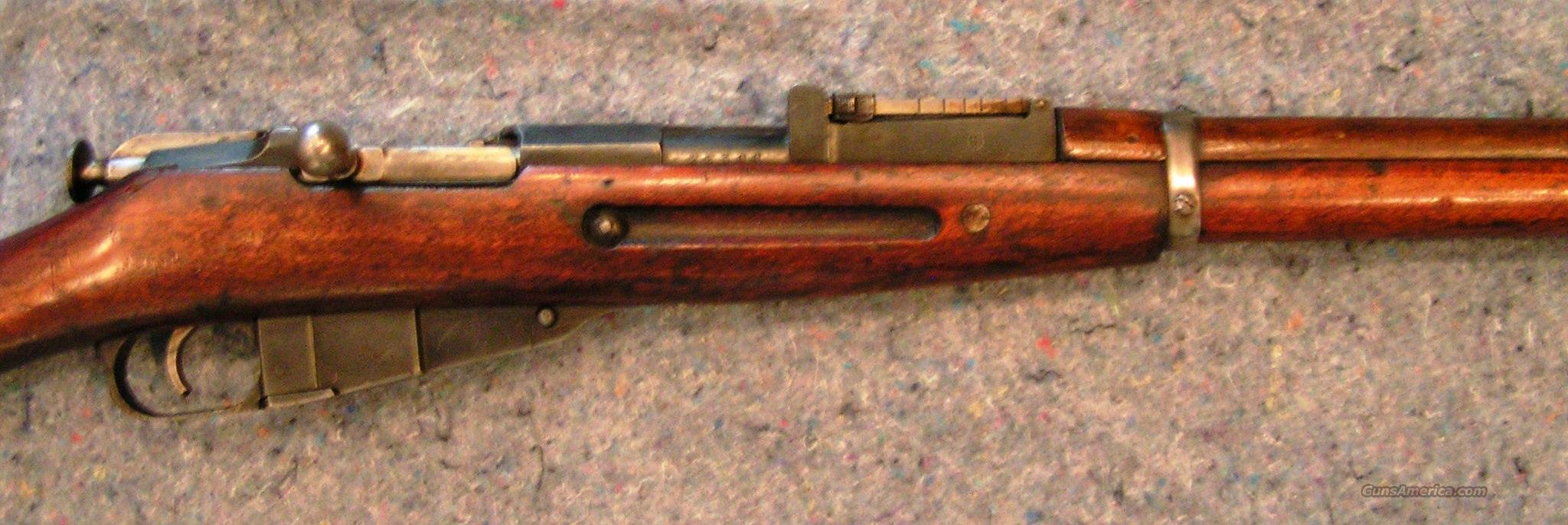 "Mosign Nagant ""SKY"" Finnish, complete ""as issued"" rifle!  Guns > Rifles > Mosin-Nagant Rifles/Carbines"