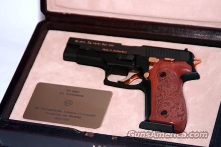 Sig Sauer JP2929 9 mm Jubilee  Guns > Pistols > Sig - Sauer/Sigarms Pistols > P226
