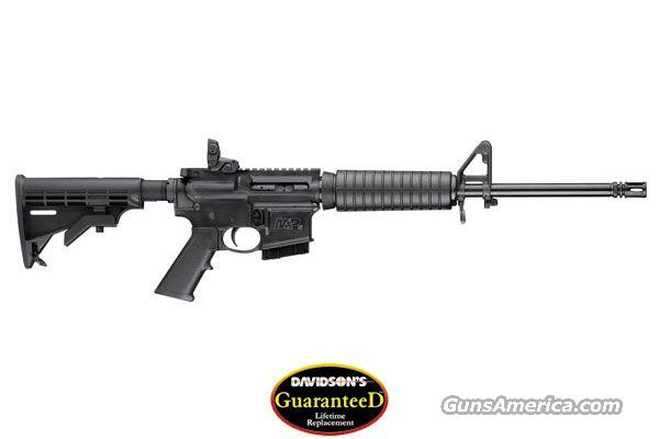 SMITH & WESSON M&P15 SPORT CALIFORNIA APPROVED  Guns > Rifles > Smith & Wesson Rifles > M&P
